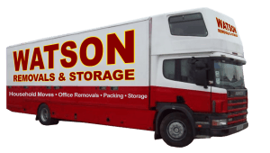 Watson Removals London Truck 1