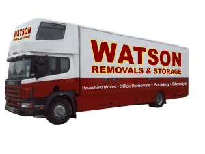 Watson Removals London Truck 2