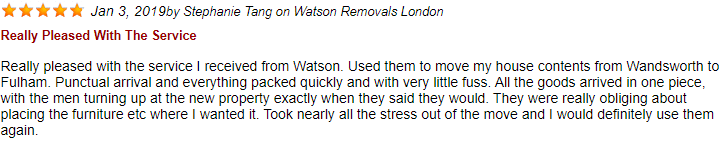 Watson Removals Rondon Review1