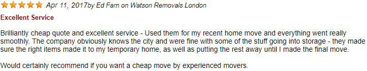 Watson Removals Rondon Review5